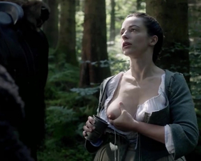 Laura Donnelly nude - Outlanders S1E14