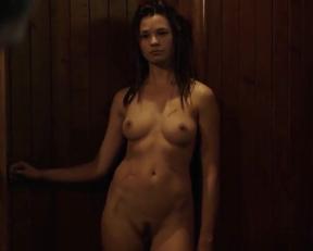 Maud Jurez nude - Section Zero S01e05