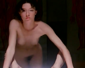 Molly Parker naked - Kissed