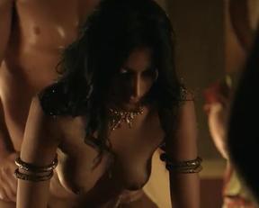 Aria Dickson nude - Spartacus