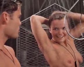Dina Meyer nude - Starship Troopers 1997