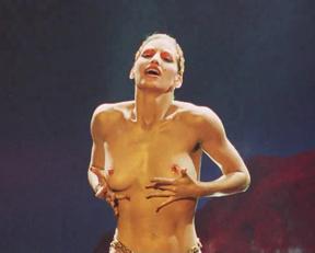 Gina Gershon nude - Showgirls (1995)