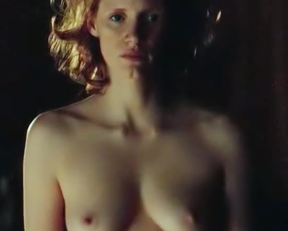 Jessica Chastain nude - Lawless