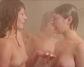 Tania Busselier And Lina Romay In Greta: Haus Ohne Männer - Film nackt