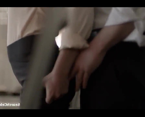 Kathleen Robertson Boss Ass Plot - Film nackt