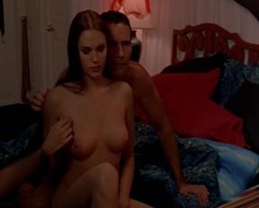 Amanda Righetti nude - Angel Blade