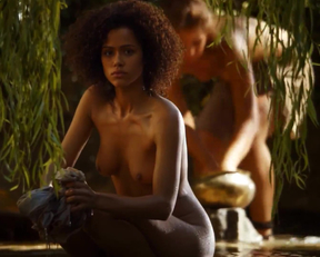 Nathalie Emmanuel In Game Of Thrones - Film nackt