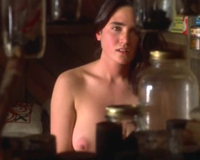Jennifer Connelly - Inventing The Abbotts - Film nackt