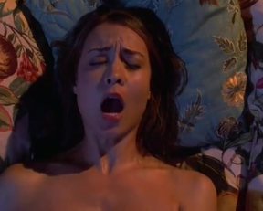 Courtney Ford, Dexter Season 4 - Film nackt