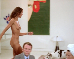 Christine Boisson In 'Love At The Top' - Film nackt