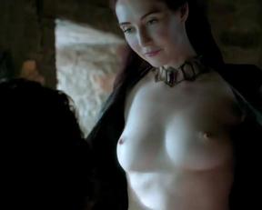 Carice Van Houten - Game Of Thrones - Film nackt