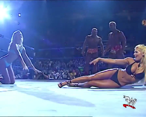 Stacy Keibler And Torrie Wilson Brought A Lot Of Plot To The WWE - Film nackt