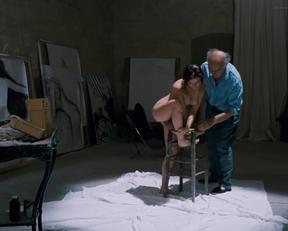 Emmanuelle Béart - 'The Beautiful Troublemake' - Film nackt