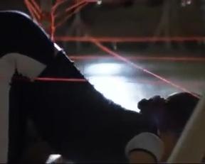 Catherine Zeta-Jones In Entrapment - Film nackt