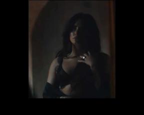 Demi Lovato TMYLM Lingerie Scene - Film nackt