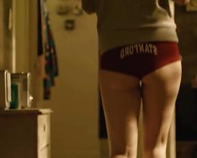 Dakota Johnson's Ass In The Social Network - Film nackt
