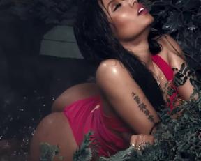 Nicki Minaj - Hottest Music Video Moments Compilation Gfy - Film nackt