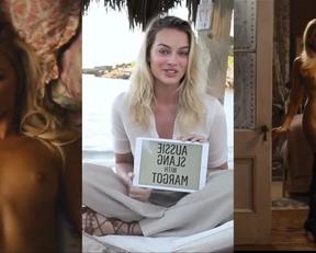 Margot Robbie - Clothed Vs Unclothed - Film nackt