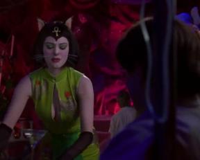 Rose McGowan As Miss Kitty Plot In 'Monkeybone' - Film nackt
