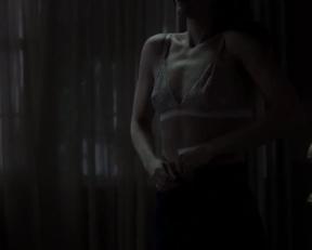 Keri Russel Getting Naked - Film nackt