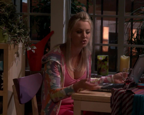 Kaley Cuoco Mesmerizing Plots TBBT S11E09 - Film nackt