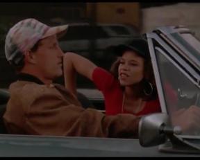 Rosie Perez, Woody Harrelson In White Men Can't Jump - Film nackt