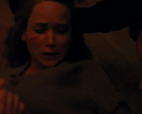 Jennifer Lawrence In 'Mother' In HD - Film nackt