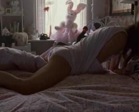 Natalie Portman Humping A Pillow - Black Swan - Film nackt