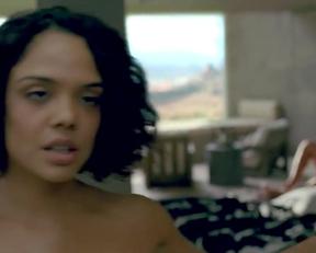 Tessa Thompson - Westworld - S01E07 - Film nackt