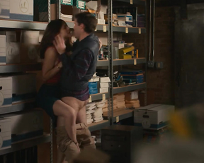 Alexandra Daddario naked - Can You Keep a Secret (2019)