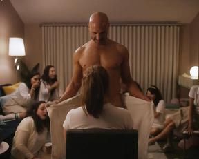 Jess Gabor naked - Hot Seat (2017)