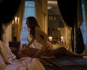 Phoebe Dynevor naked - Bridgerton s01e03-08 (2020)