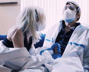 Serene Siren naked - Future Darkly: Pandemic (2020)