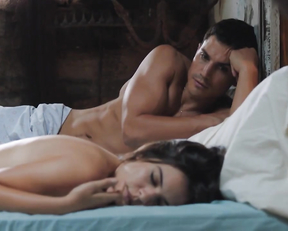 Claudia Traisac nude - Vivir sin permiso s02e03 (2020)