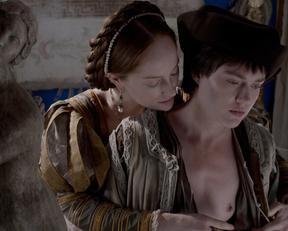 Jemima Westg naked – The Borgias s02e01-02 (2012)