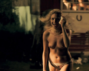Nackt  Christiane Schaumburg Christiane Schaumburg
