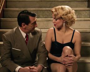 Kelli Garner – The Secret Life of Marilyn Monroe s01e01 (2015)
