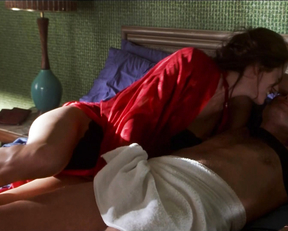 Courtney Cox sex scene – 3000 Miles to Graceland (2001)