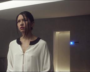 Sonoya Mizuno nude, Claire Selby nude, etc – Ex Machina (2015)