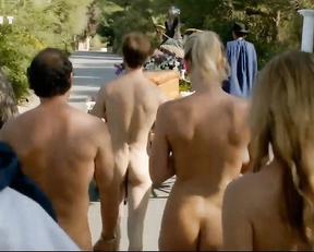 Marie Pape, Maeva Pasquali, Macha Meril, Christine Citti – A dix minutes des naturistes (2012)