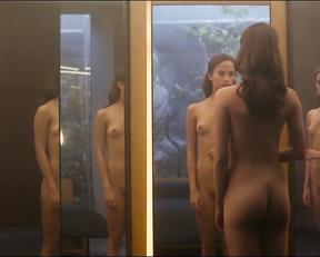 Alicia Vikander nude – Ex Machina (2015)