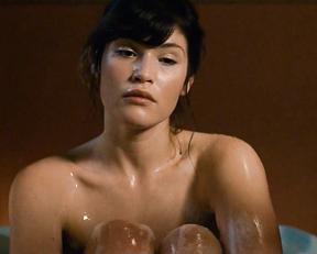 Gemma Arterton - Tamara Drewe (2010, slow-mo)