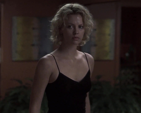 Charlize Theron - Trapped (2002)