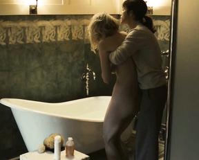 Kirsten Dunst - Melancholia (2011, colored & slow-mo)