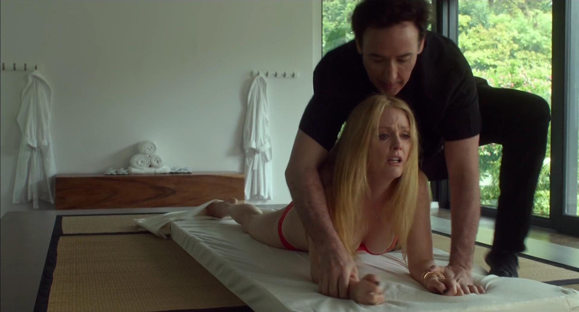 Jennifer Gibson  nackt
