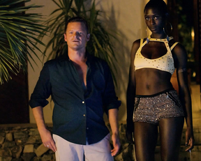 Jodie Turner-Smith - Mad Dogs (s01 e01, 2015)