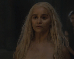 Emilia Clarke - Game of Thrones (s06, 2016)