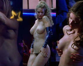 Charlotte Ayanna, Kristin Bauer van Straten, Tenya Neilsen - Dancing at the Blue Iguana (2000)