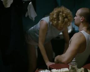 Viktoria Skitskaya sex scene - DAU. New Man (2020)