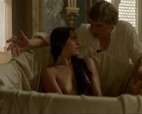 Melia Kreiling nude - The Borgias S02E01